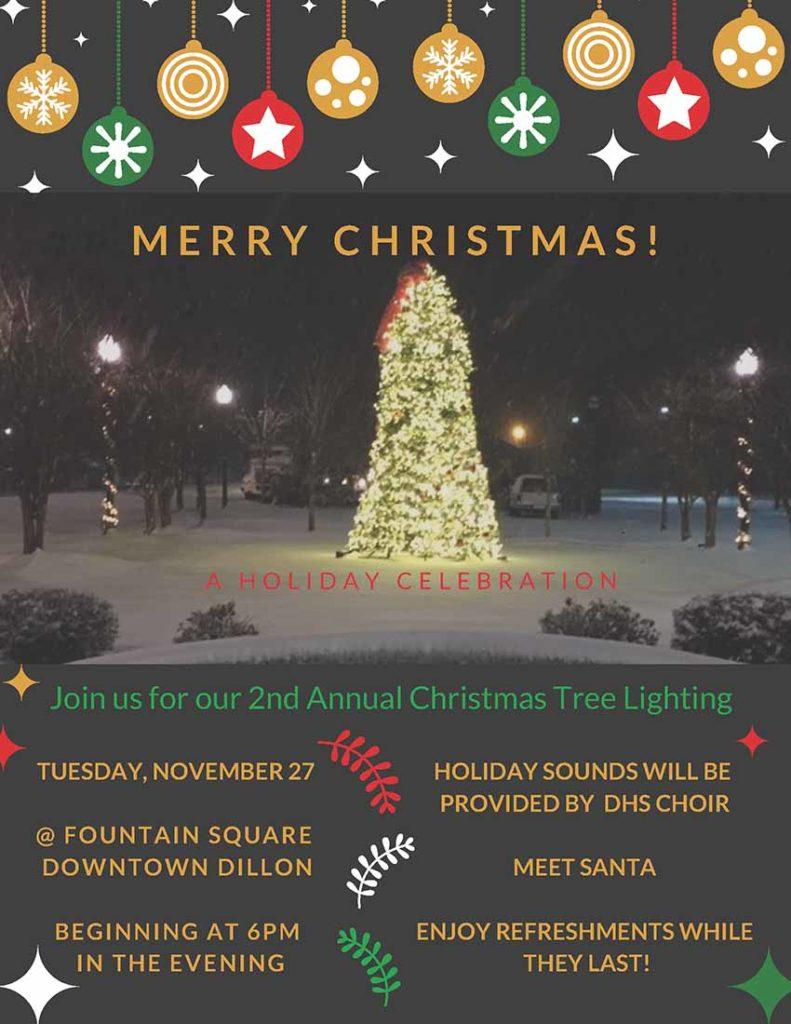 2018 Christmas Tree Lighting
