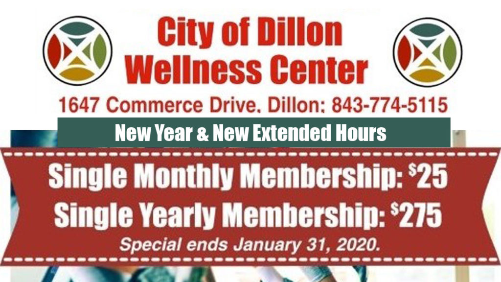 New Year and New Wellness Center Hours!