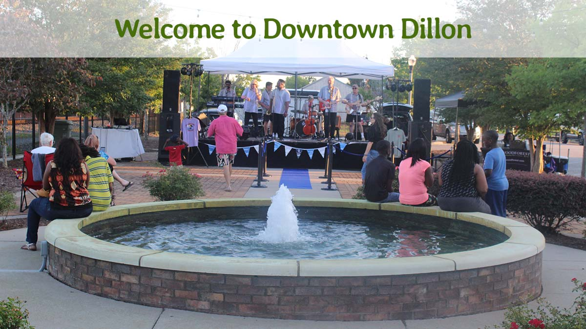 Welcome to downtown Dillon